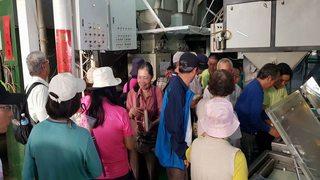志在享樂 臺灣港務公司辦理生活參訪活動