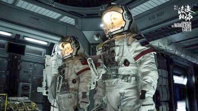 「流浪地球」電影大賣 大陸科幻文學作品引發關注