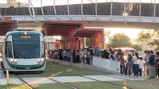 高雄捷運量再新高 燈會期間善用大眾運輸輕鬆行