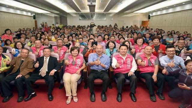 社福慈善團體聯合會舉辦第16屆會員大會
