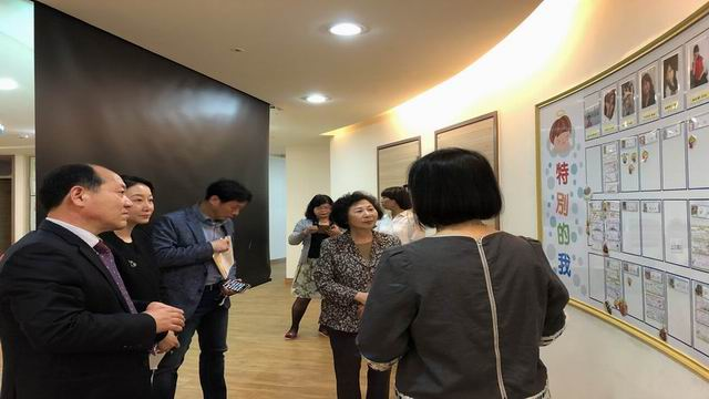 韓國「大田市」參訪高雄多元化聽語障服務