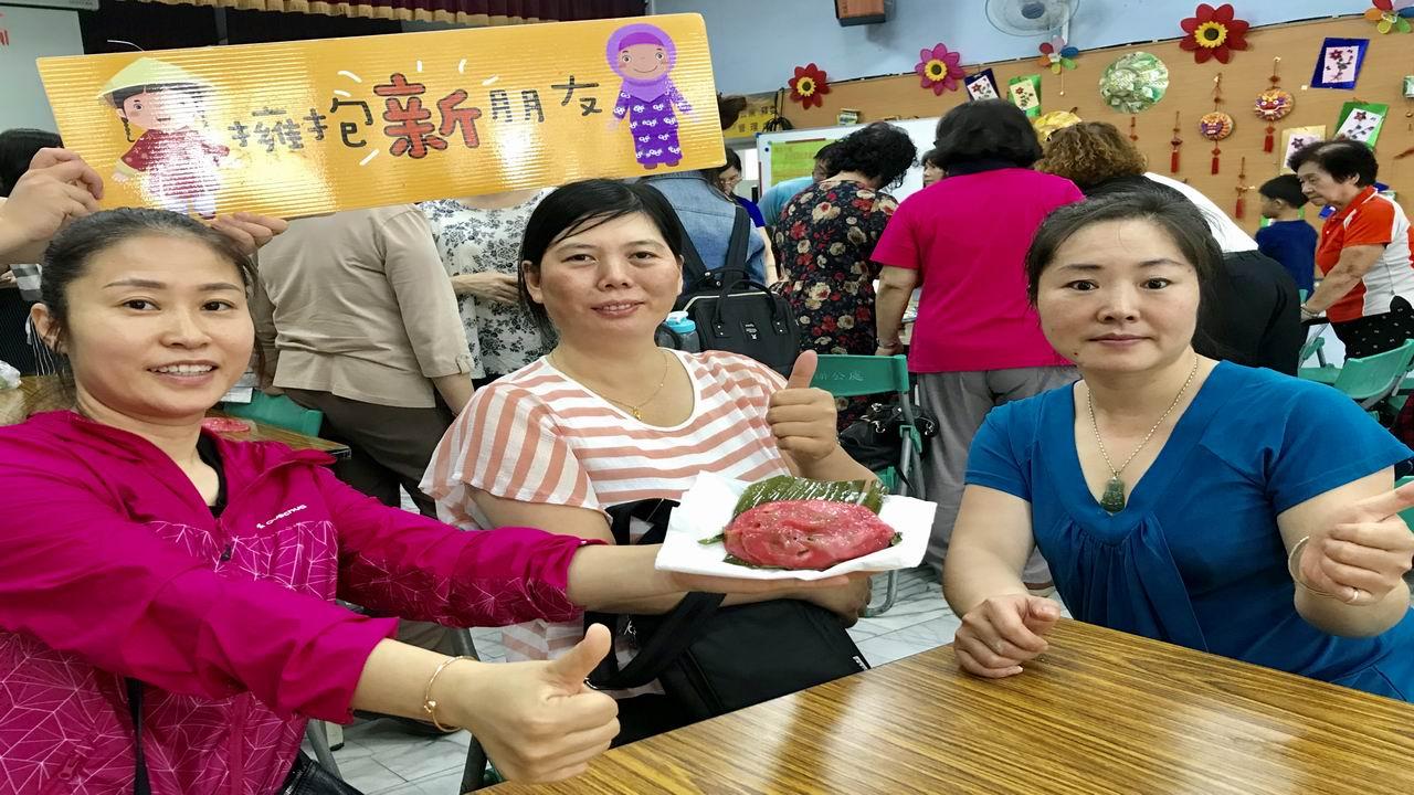 新住民婦女糕粿交流 投身社會促文化融合