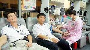 貫徹公益 中油煉製事業部高雄廠辦捐血活動