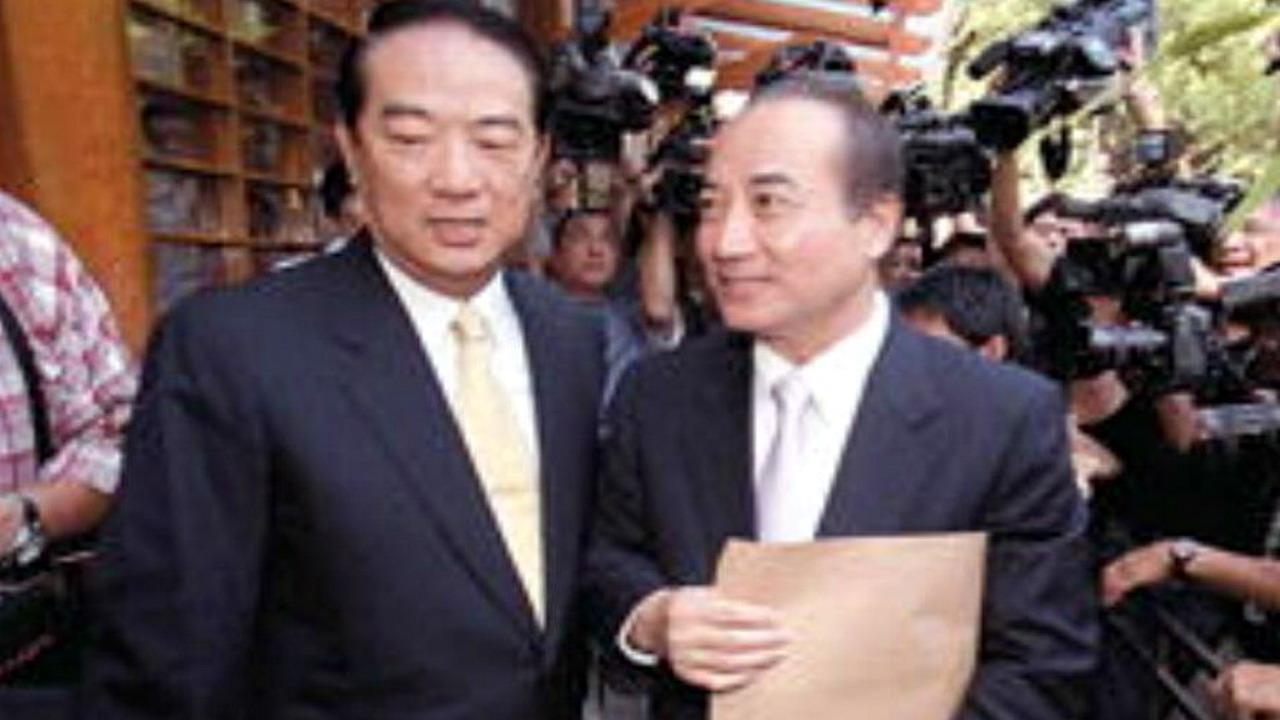 宋王會面  王金平:雙方談合作、不是談搭檔