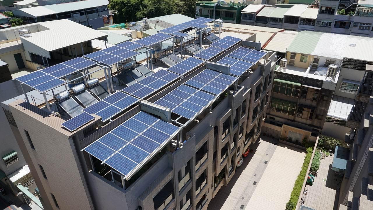 種綠電 賺綠金 高市108年太陽光電補助起跑