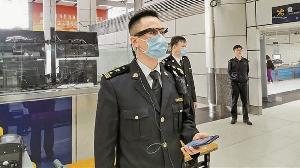 防範走私 深圳灣口岸海關啟用5G智慧眼鏡識別