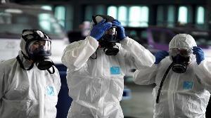SARS武漢肺炎疫情嚴重  已造成大陸170人死亡