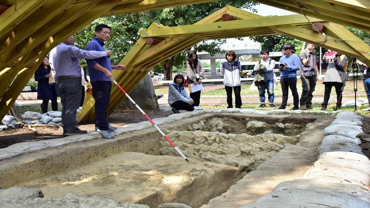見城計畫西門南門水關遺構 驚現史前遺物出土
