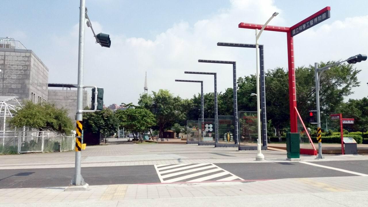 帶動周邊區域發展 科工館鐵道綠廊開放