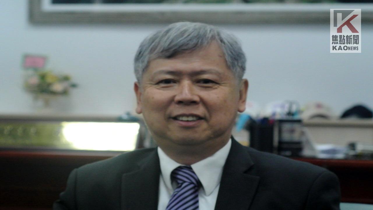 語音/與水共生    李賢義:再造410萬TEU大型貨櫃基地