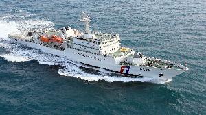 海巡署6艘巡防艦標案 台船預定116年10月完工