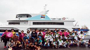 臺灣港務與高市府合辦「護海有你」暑期活動