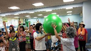 旗實最愛你社區家庭日 旗津社福中心邀在地團體集結