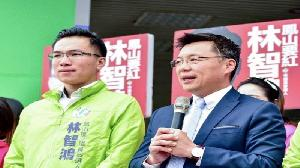 林智鴻:韓國瑜只想製造一國兩制氛圍 為己舖總統路