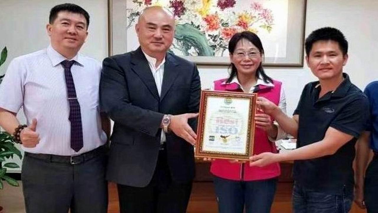 亞洲唯一 台灣農場獲全球Best ISO國際認證