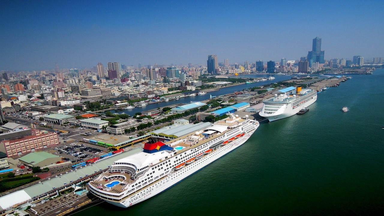 臺灣港務公司著手進行高雄港區車流規劃