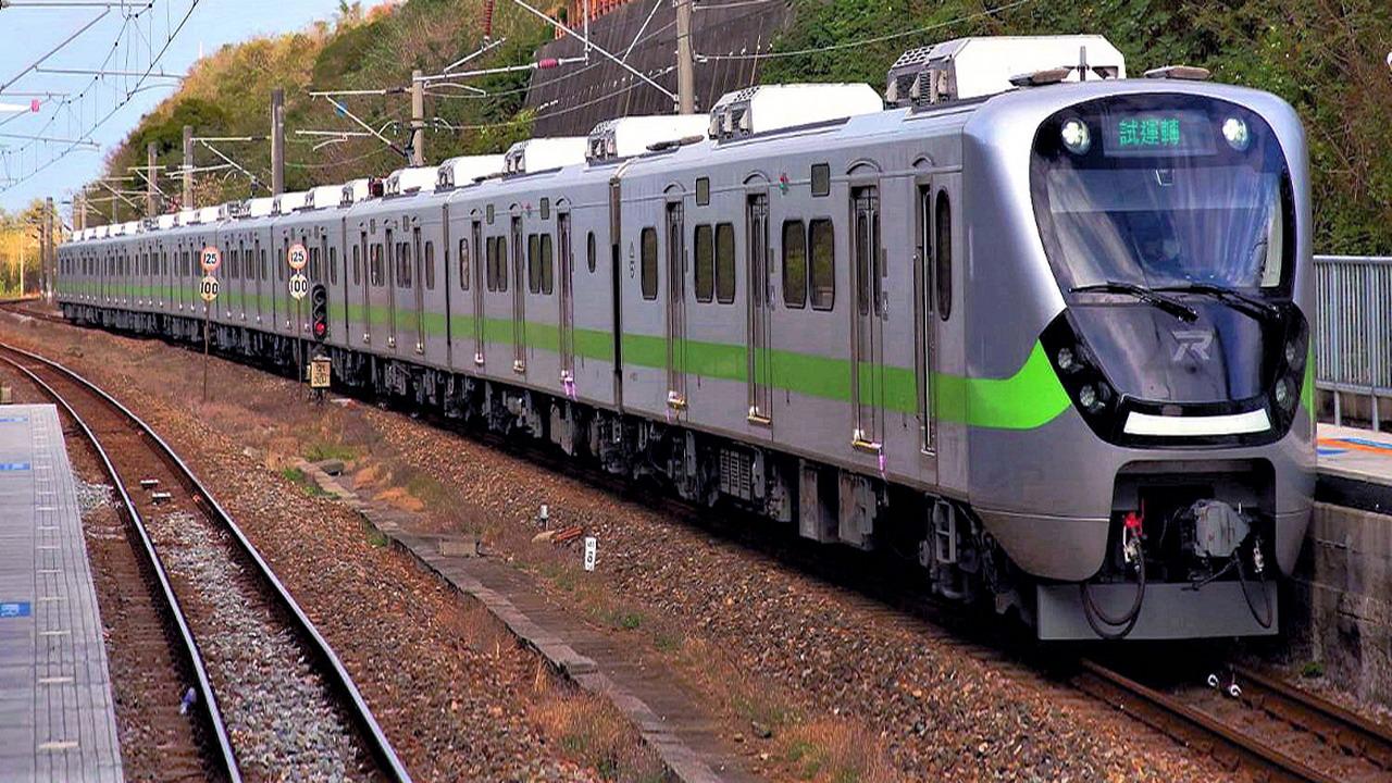 因應璨樹颱風 臺鐵列車行駛稍做異動