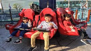 鈴鹿賽道樂園迎連假 不分假日兒童指定設施免費搭