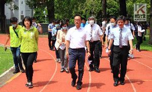 重視地方教育建設 李昆澤召開國中小座談會