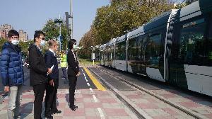 輕軌二階路段周邊路網號誌運作效率再優化