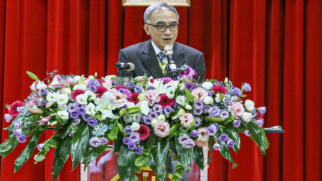 楊伯耕 接任經濟部加工處新任處長