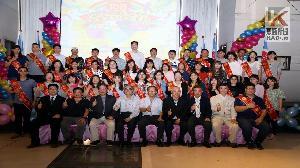 加工區歡慶「五一勞動節」 首位國際移工獲獎