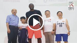 影/聘美國NCAA籃球教練教學 雙語籃球夏令營辦結業