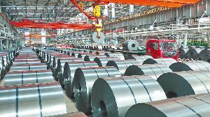 中鋼及鋼鐵公會配合政府政策 穩定鋼價貨暢其流