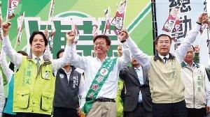 台南立委補選郭國文險勝 麻豆區為綠營奠定勝基