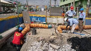 大寮發現暗溝包覆工業油管線 高市府全面清查