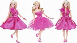 芭比娃娃屆齡60歲 再推出新款娃娃「亞拉」