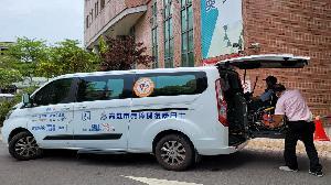 高市復康巴士快速通關服務 擴大達8家院所