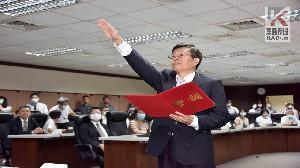 楊明州:全力以赴 回應市民期盼