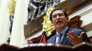 祕魯國會罷免總統 梅里諾暫代總統