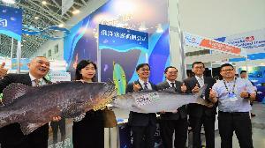 行銷「高雄海味」 國際漁業展登場