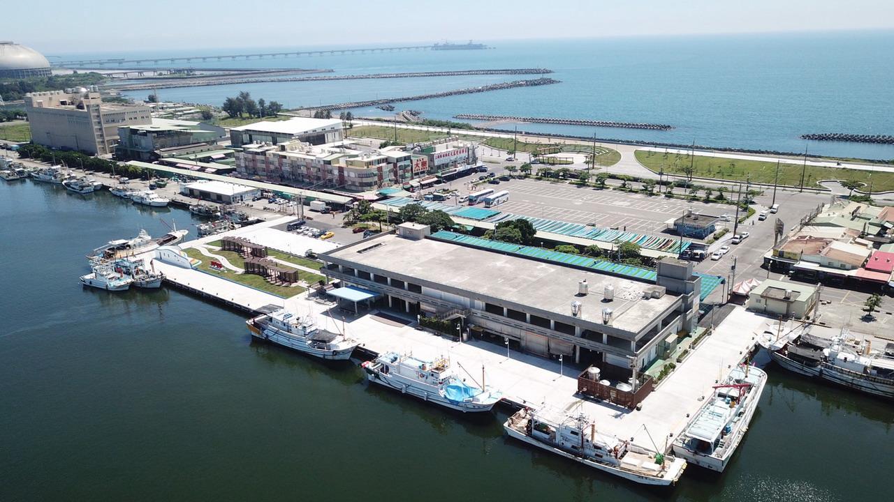 興達港碼頭水岸等三案工程 獲2019城市金質獎