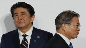 貿易戰暫拋 日韓國防部門仍持續保持交流合作