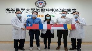 影/防疫無國界 高醫製播15國影片向國際發聲