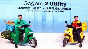 瞄準物流宅配 Gogoro2 Utility商務機車進軍韓國