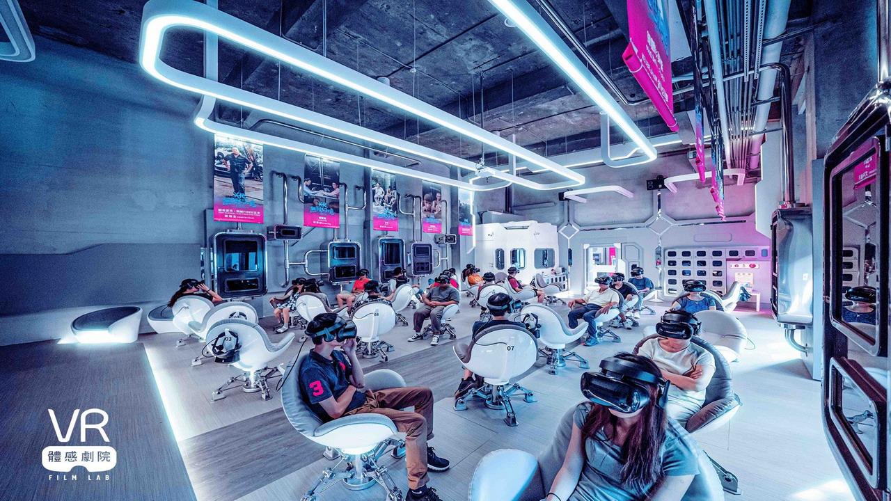 坎城XR影展首度來台 「VR體感劇院」獲指定合作