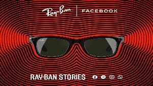 FB與雷朋推出智慧拍攝眼鏡Ray-Ban Stories
