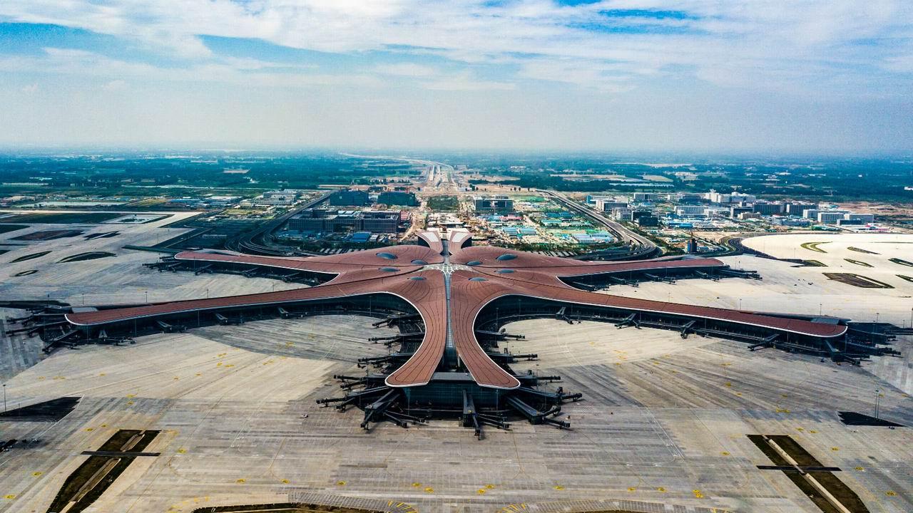輻射全球國際樞紐 北京大興國際機場正式啟用