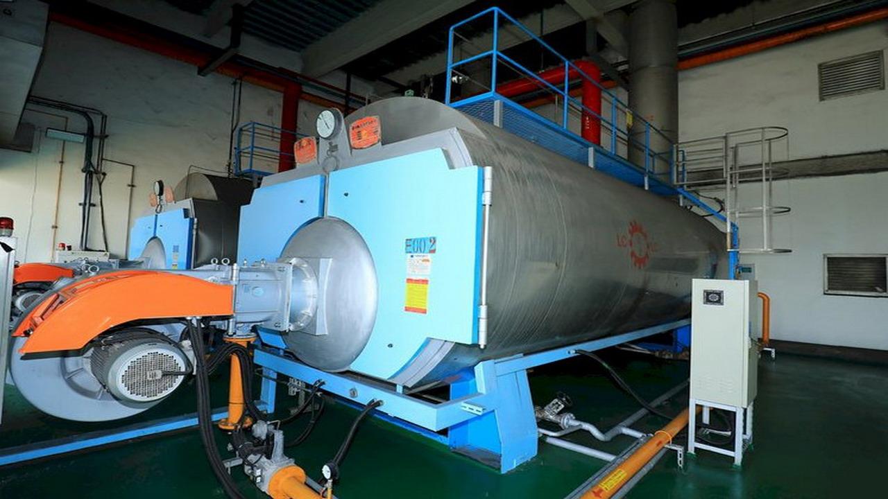 配合空污改善計畫 中鋼每年減少硫氧化物2226公噸