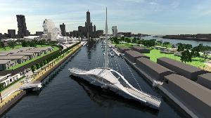 高雄美麗新地標「大港橋」啟用 見證美好港埠