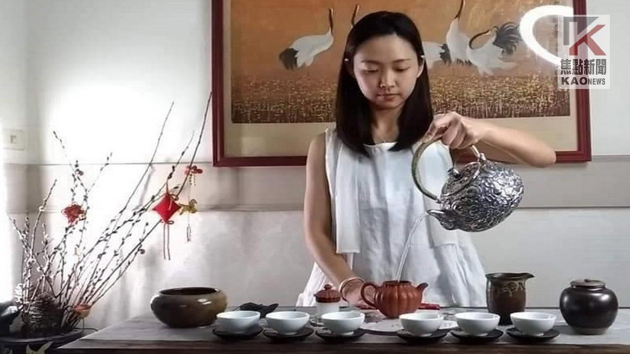 影/「仙島芝籣品」鑑茶會 國際拍賣等級老茶現身
