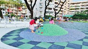 工務局專案加強公園巡檢  優化市容休憩品質