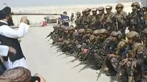 塔利班:要帶領阿富汗走向繁榮