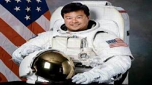 NASA太空站指揮官首次登陸高雄 點燃學子夢想