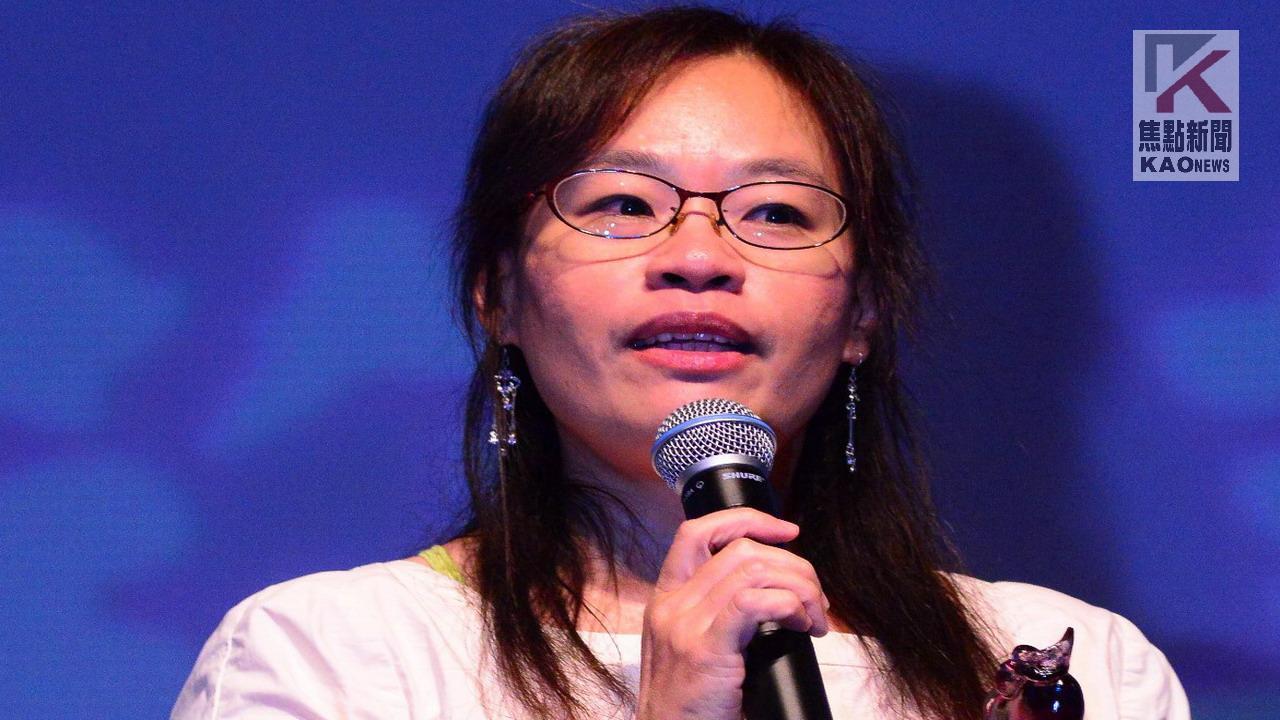 高市家防傅莉蓁秘書 榮獲最高榮譽紫絲帶獎
