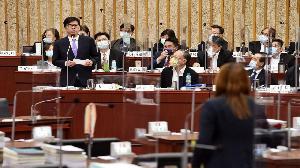 高市議會交通部門業務報告 委員會議員質詢焦點多元